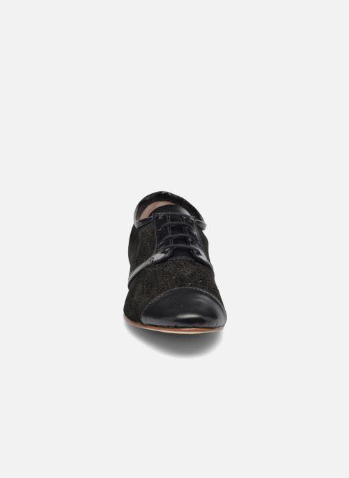 Zapatos con cordones Bloch Eloïse 2 Negro vista del modelo
