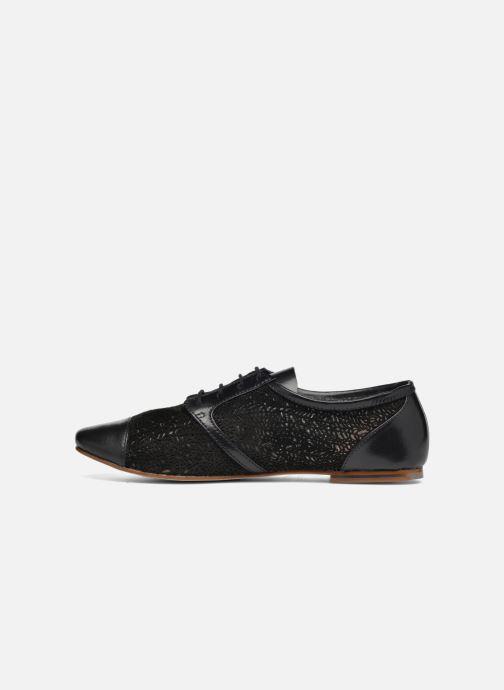 Zapatos con cordones Bloch Eloïse 2 Negro vista de frente