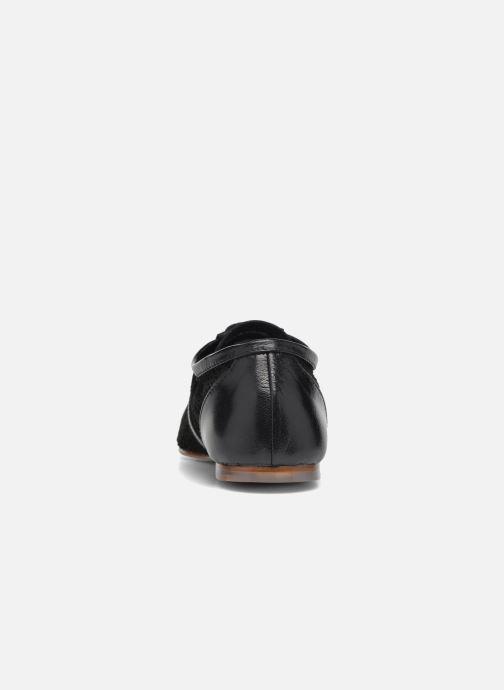 Zapatos con cordones Bloch Eloïse 2 Negro vista lateral derecha