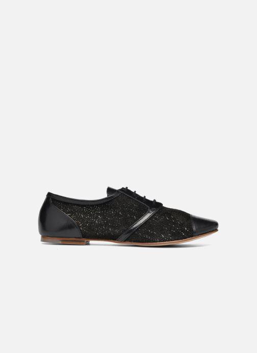 Zapatos con cordones Bloch Eloïse 2 Negro vistra trasera