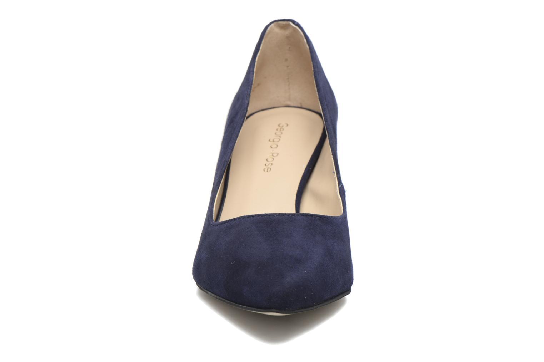Escarpins Georgia Rose Galacy Bleu vue portées chaussures