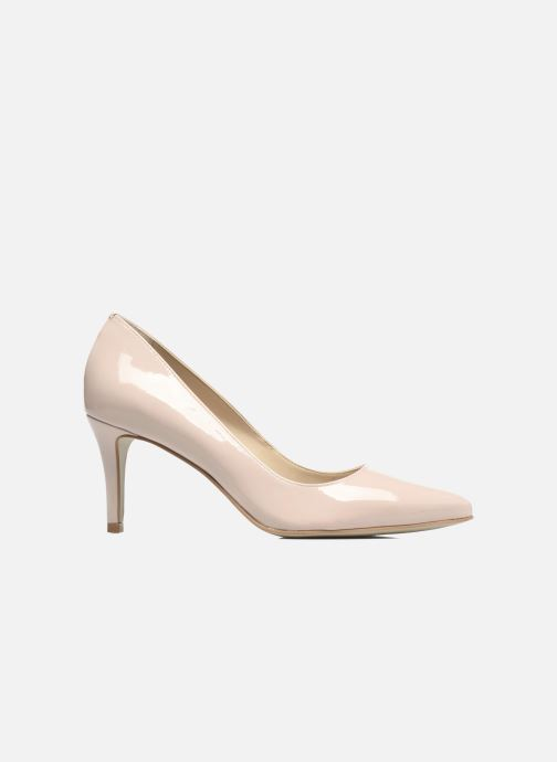 Zapatos de tacón Georgia Rose Gatou Beige vistra trasera