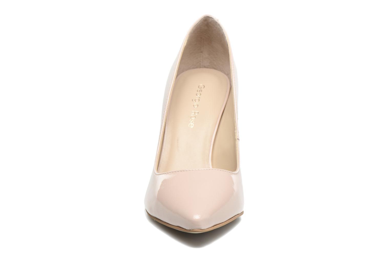 Høje hæle Georgia Rose Gamin Beige se skoene på