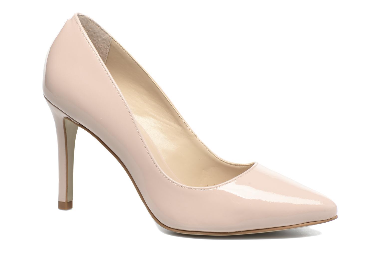 Høje hæle Georgia Rose Gamin Beige detaljeret billede af skoene