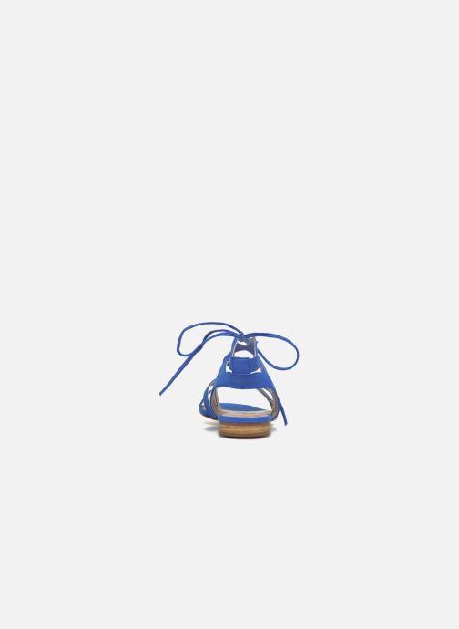 Sandales et nu-pieds I Love Shoes FELICE Bleu vue droite