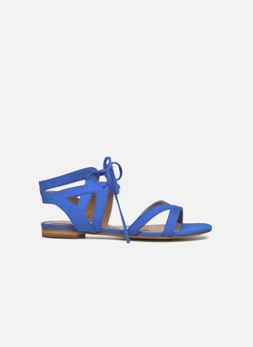 Sandales et nu-pieds I Love Shoes FELICE Bleu vue derrière