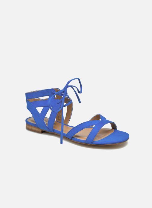 Sandales et nu-pieds I Love Shoes FELICE Bleu vue détail/paire