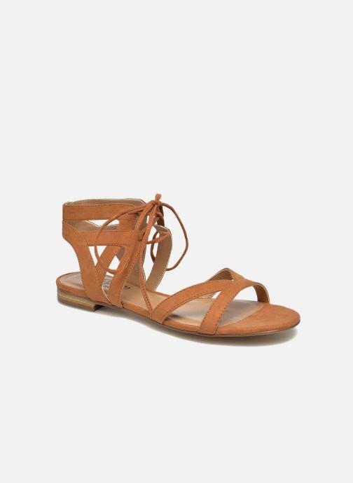 Sandalias I Love Shoes FELICE Marrón vista de detalle / par