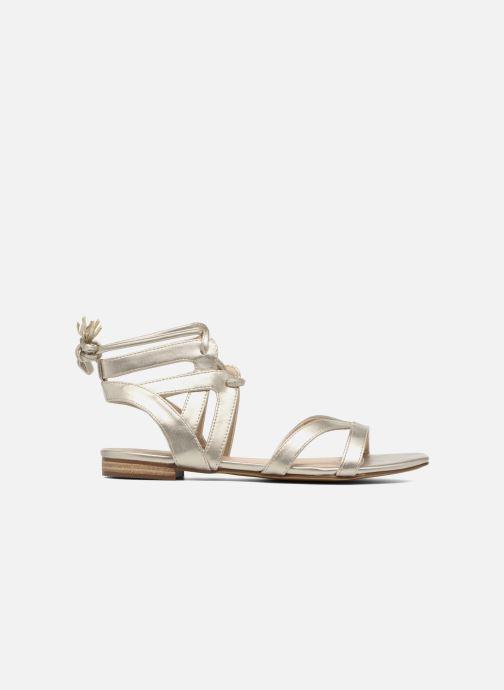 Sandales et nu-pieds I Love Shoes FELICE Or et bronze vue derrière