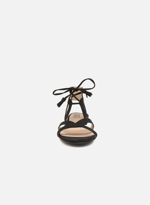 Sandales et nu-pieds I Love Shoes FELICE Noir vue portées chaussures