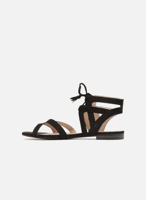 Sandals I Love Shoes FELICE Black front view