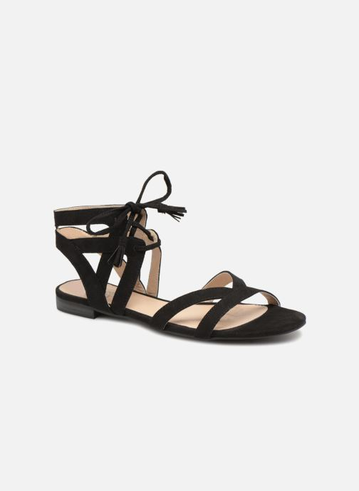 Sandals I Love Shoes FELICE Black detailed view/ Pair view