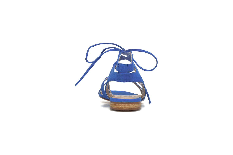 Sandalias I Love Shoes FELICE Azul vista lateral derecha