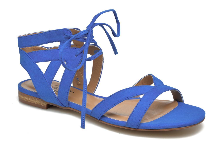 Sandaler I Love Shoes FELICE Blå detaljerad bild på paret
