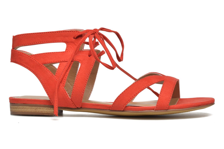 Sandalen I Love Shoes FELICE rot ansicht von hinten