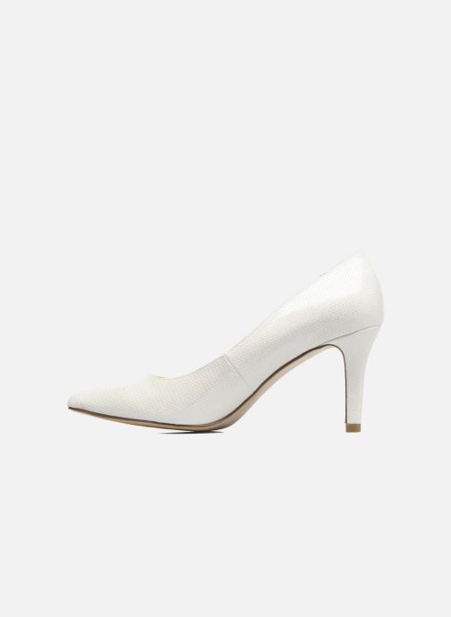 High heels I Love Shoes FIRONE White front view