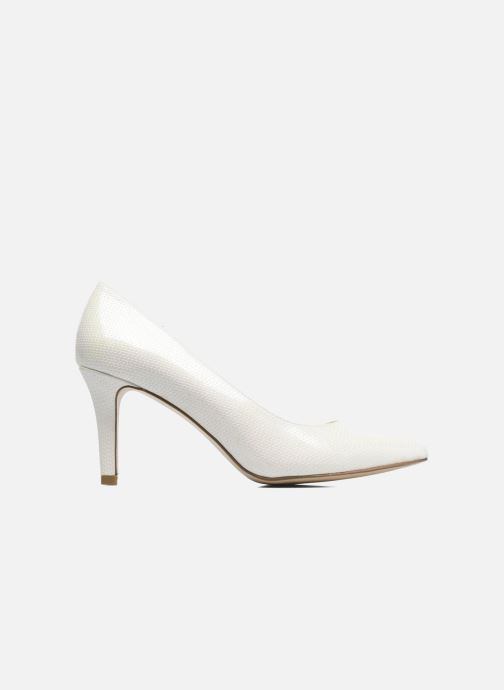 High heels I Love Shoes FIRONE White back view