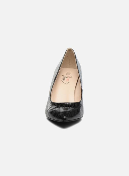 High heels I Love Shoes FIRONE Black model view