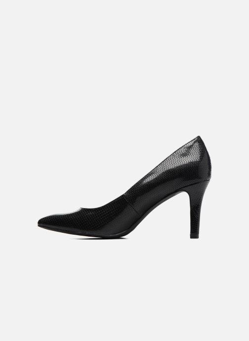 Høje hæle I Love Shoes FIRONE Sort se forfra