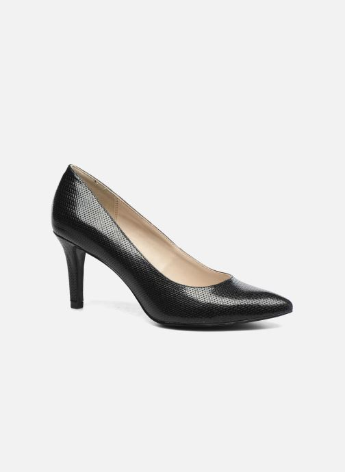 High heels I Love Shoes FIRONE Black detailed view/ Pair view