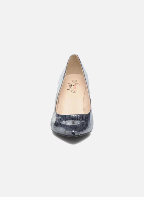 Escarpins I Love Shoes FIRONE Bleu vue portées chaussures