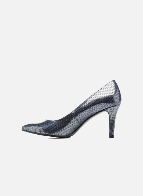 Escarpins I Love Shoes FIRONE Bleu vue face