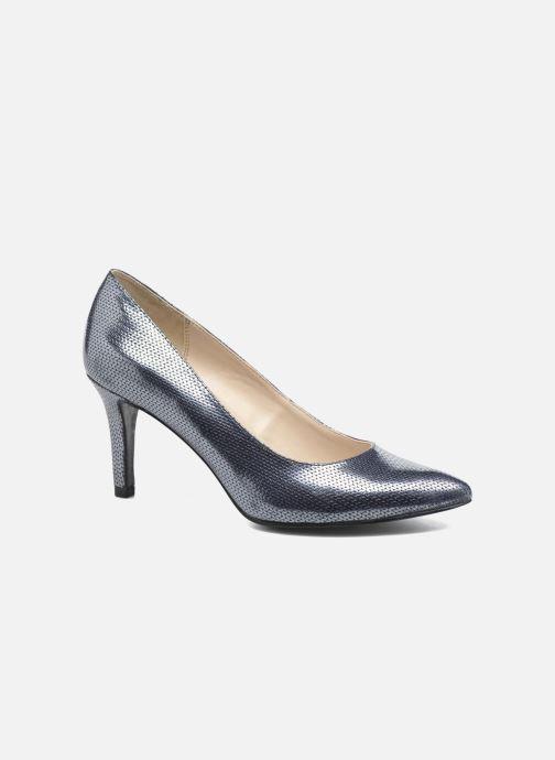 Escarpins I Love Shoes FIRONE Bleu vue détail/paire