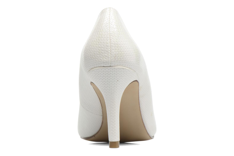 Escarpins I Love Shoes FIRONE Blanc vue droite