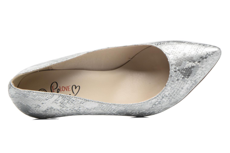 Escarpins I Love Shoes FIRONE Beige vue gauche