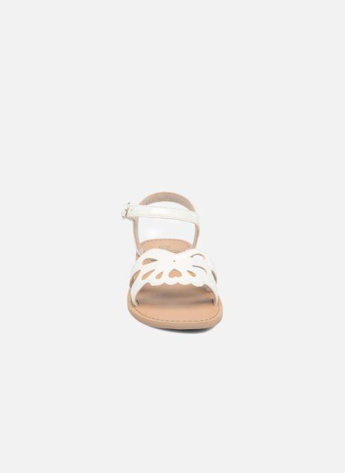 Sandals I Love Shoes FIDELI White model view