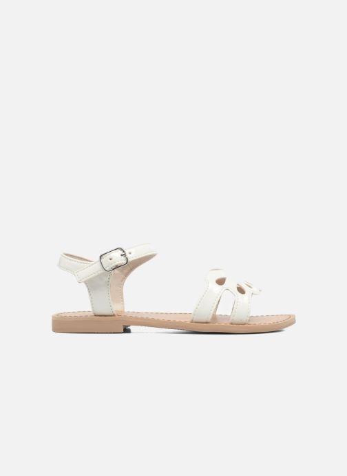 Sandalen I Love Shoes FIDELI weiß ansicht von hinten