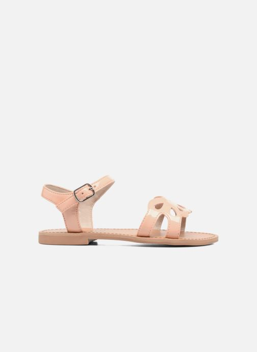 Sandals I Love Shoes FIDELI Pink back view