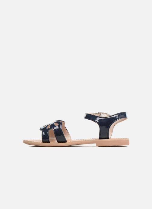 Sandales et nu-pieds I Love Shoes FIDELI Bleu vue face