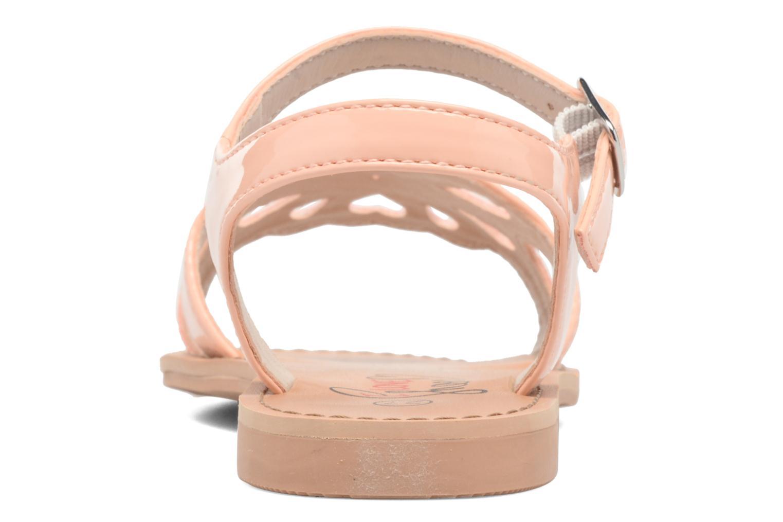 Sandales et nu-pieds I Love Shoes FIDELI Rose vue droite