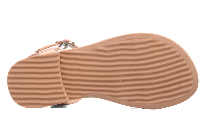 Sandales et nu-pieds I Love Shoes FIDELI Rose vue haut