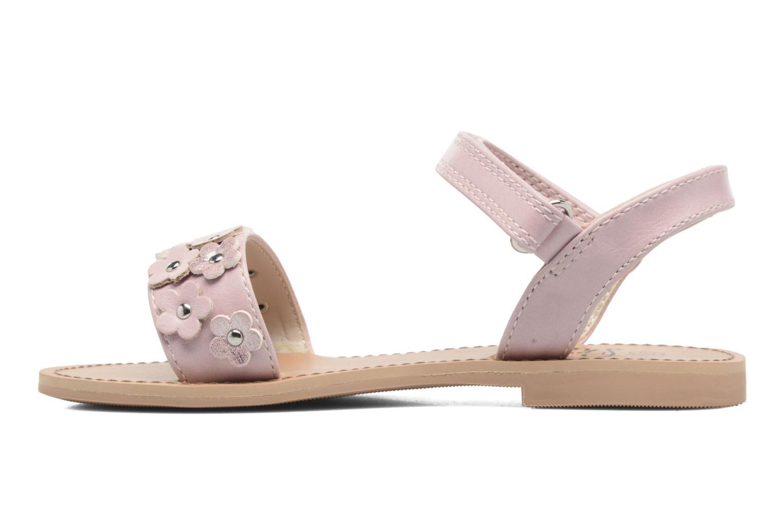 Sandales et nu-pieds I Love Shoes FAME Rose vue face