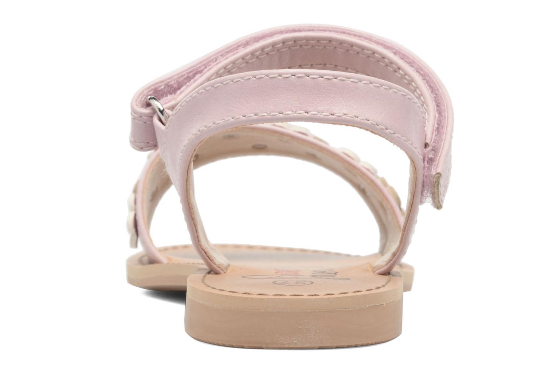 Sandales et nu-pieds I Love Shoes FAME Rose vue droite