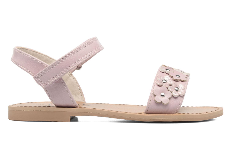 Sandales et nu-pieds I Love Shoes FAME Rose vue derrière