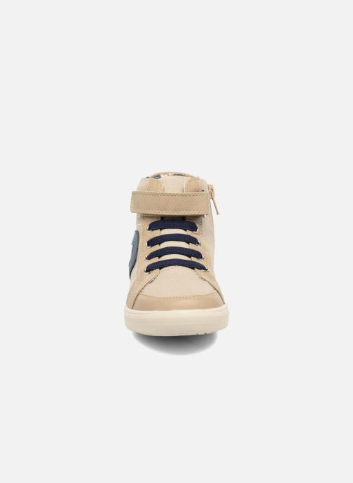 Baskets I Love Shoes FELIX Beige vue portées chaussures