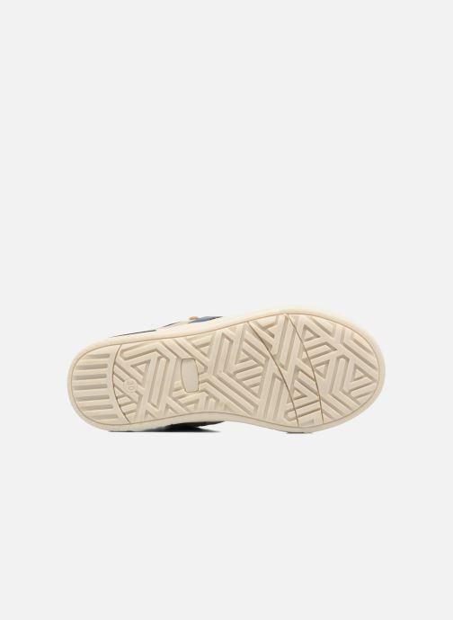 Baskets I Love Shoes FELIX Beige vue haut