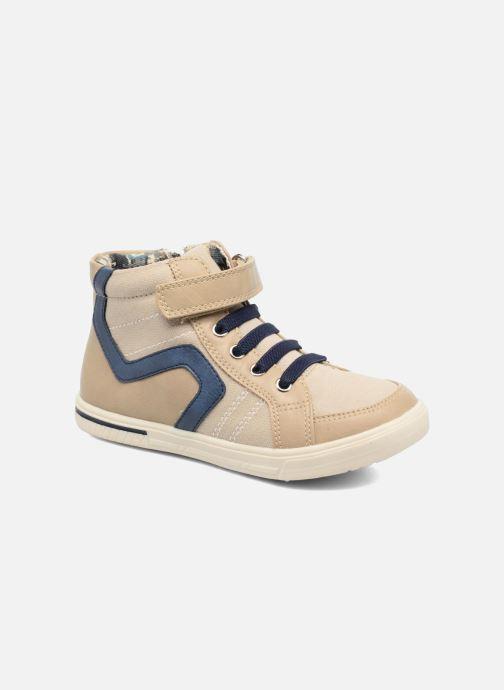 Baskets I Love Shoes FELIX Beige vue détail/paire