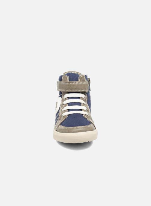 Baskets I Love Shoes FELIX Gris vue portées chaussures