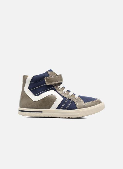 Sneaker I Love Shoes FELIX grau ansicht von hinten