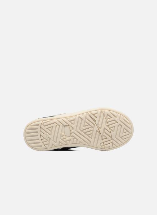 Baskets I Love Shoes FELIX Gris vue haut