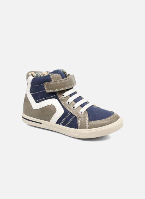 Baskets I Love Shoes FELIX Gris vue détail/paire