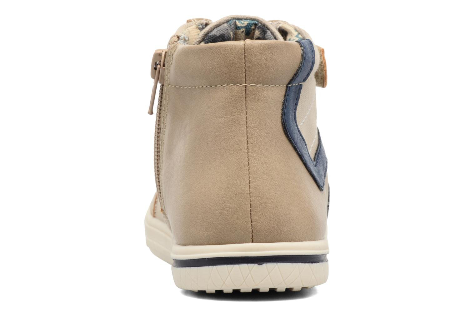 Sneakers I Love Shoes FELIX Beige immagine destra