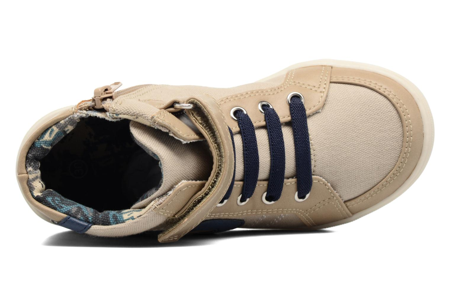 Sneakers I Love Shoes FELIX Beige immagine sinistra