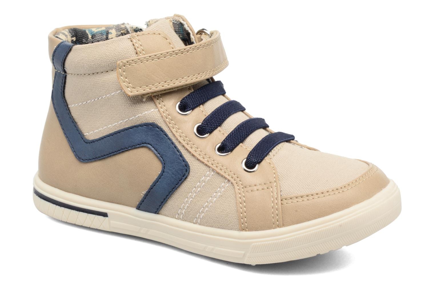 Trainers I Love Shoes FELIX Beige detailed view/ Pair view