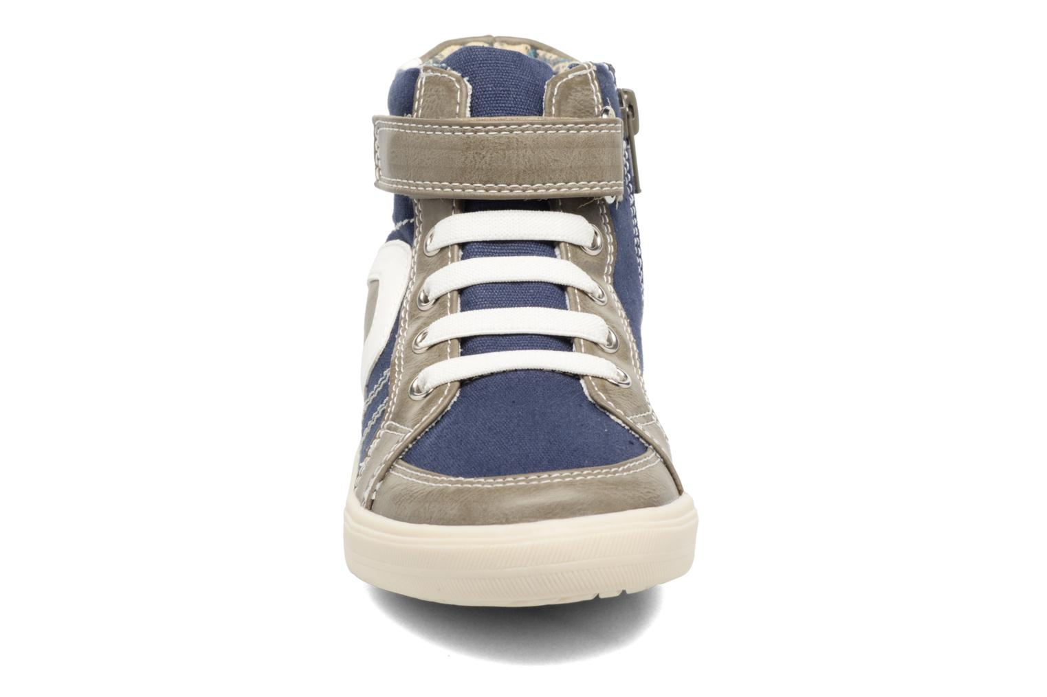 Trainers I Love Shoes FELIX Grey model view