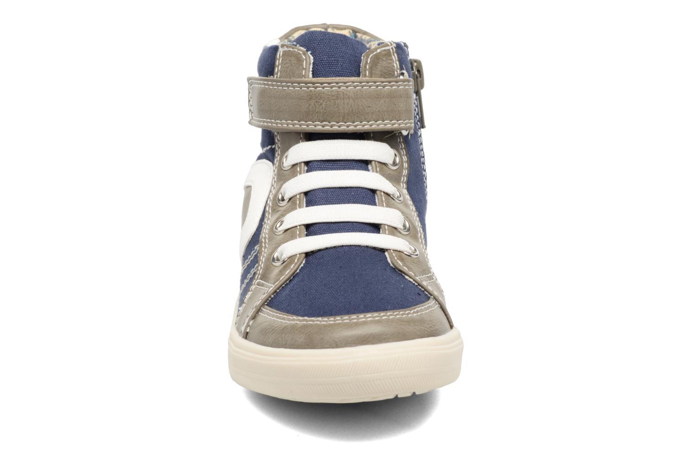 Deportivas I Love Shoes FELIX Gris vista del modelo